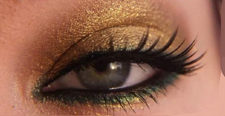 Işıltılı Göz Makyajı Nasıl Yapılır?