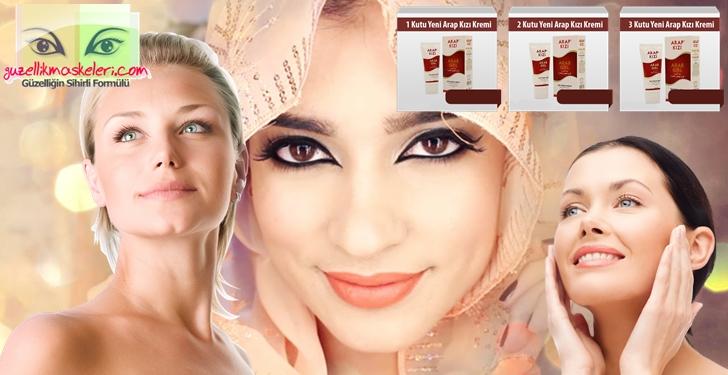 arap kızı kremi ne İşe yarar? nasıl kullanılır? | güzellik maskeleri