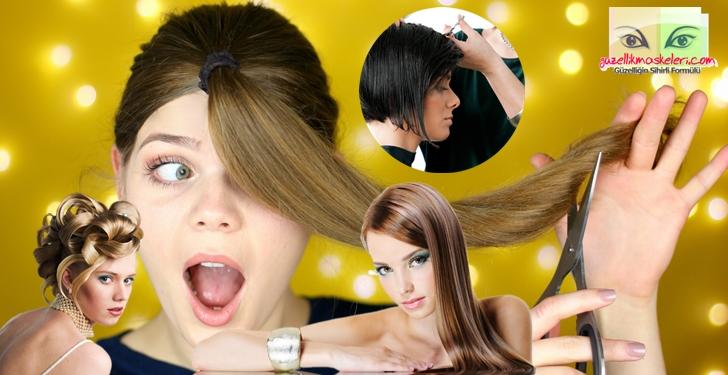 Saçı Dolgun Gösteren Kesimler – Seyrek Saçlar Nasıl Kesilmeli?