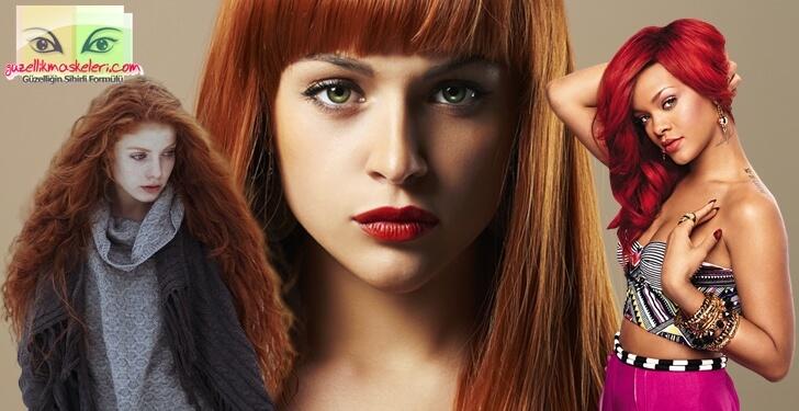 Kızıl Saç Nasıl Akıtılır?