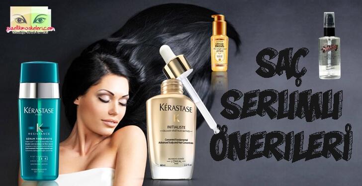 Saç Serumu Önerileri