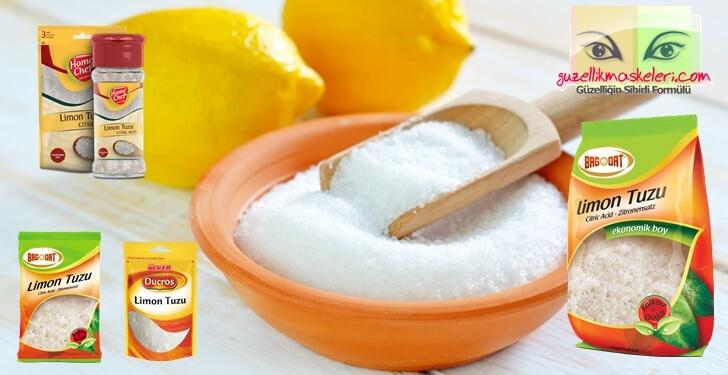 Limon Tuzuyla Ağda Nasıl Yapılır?