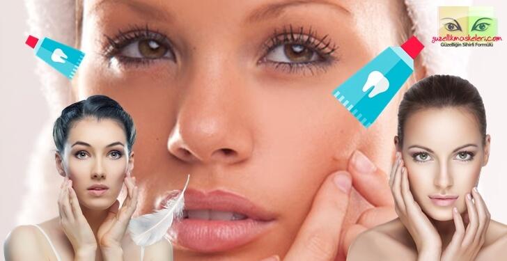 Sivilce İçin Diş Macunu İşe Yarar mı? Nasıl Kullanılır?