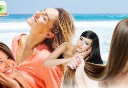 Yaz İçin Pratik Saç Modelleri