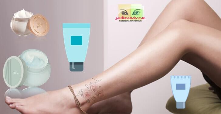 Bacak Kalınlaştırıcı Krem Önerileri