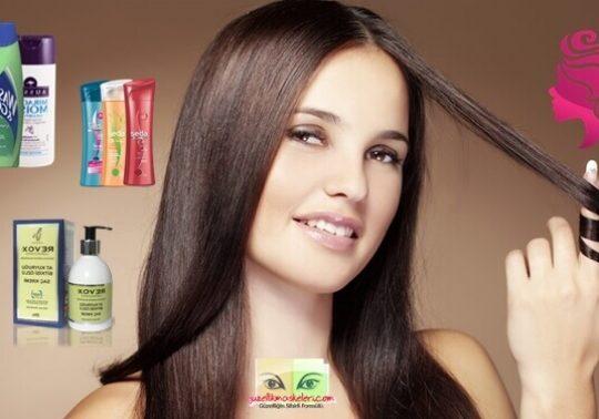 Saçı Hangi Şampuan Uzatır?