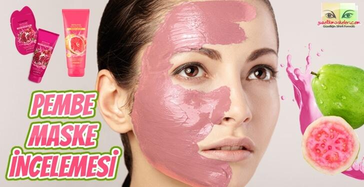Pembe Maske İncelemesi – Kullanıcı Yorumları