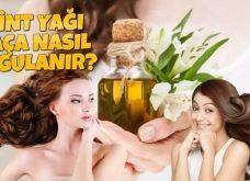 Hint Yağı Saça Nasıl Uygulanır?